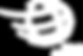 Logo Orizzonti con scritta Large_branco.