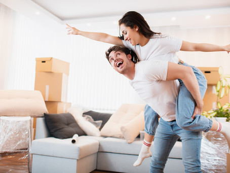 Getting Married and House Hunting: How to find the perfect house for newbie couples?