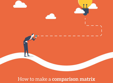 How to make a comparison matrix of residential projects in Zirakpur?