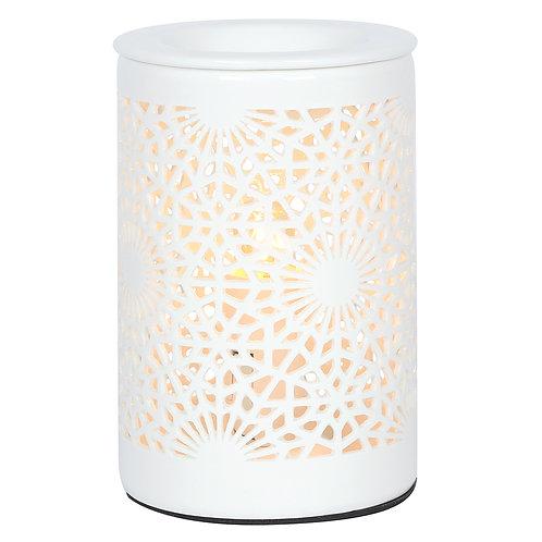 Lace Pattern Electric Wax Warmer