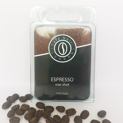 Cafe Noir Espresso Wax shot 6pk