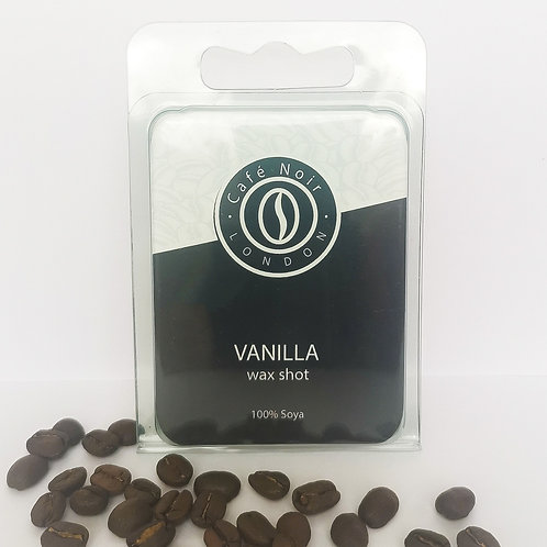 Cafe Noir Vanilla Wax shot 6pk