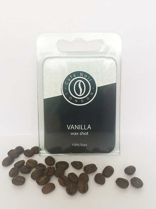 Cafe Noir Vanilla Wax shot 6pk