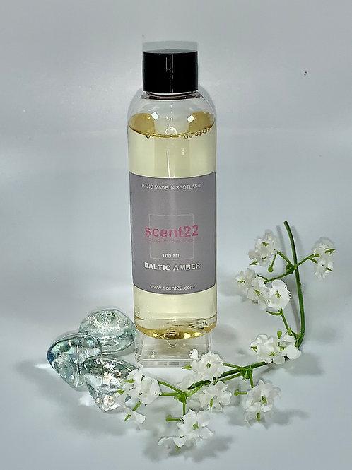 scent22 Aroma diffuser refill BALTIC AMBER 100ml