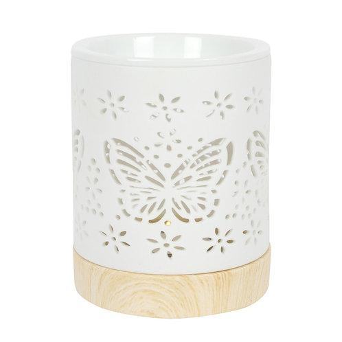 Butterfly Ceramic Wax Warmer