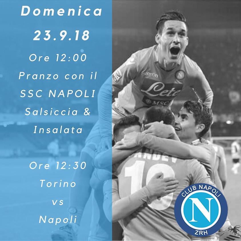 Torino vs. NAPOLI