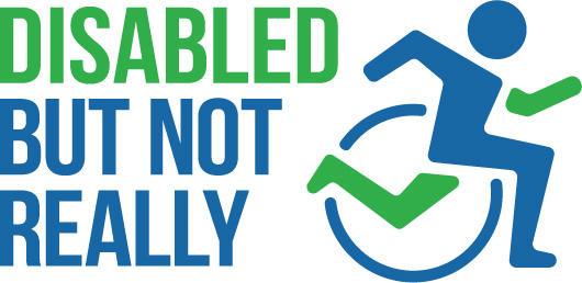Disabled But Not Really logo