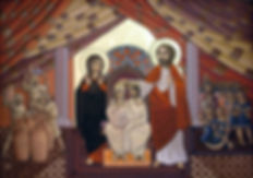 Feast of the Wedding of Cana at Galilee.