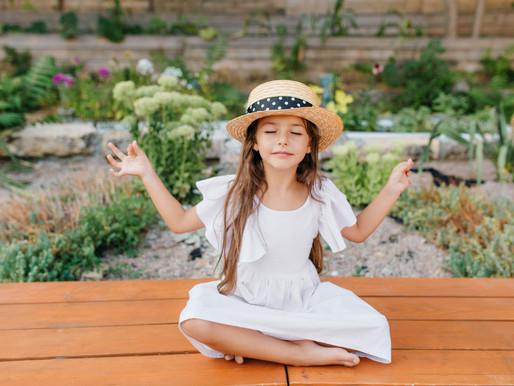 Mindfulness, important aussi aux enfants