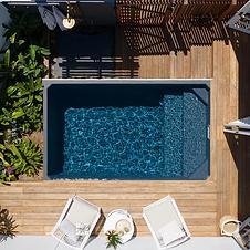 Plungie Studio pool in Mediterranean Blue.webp