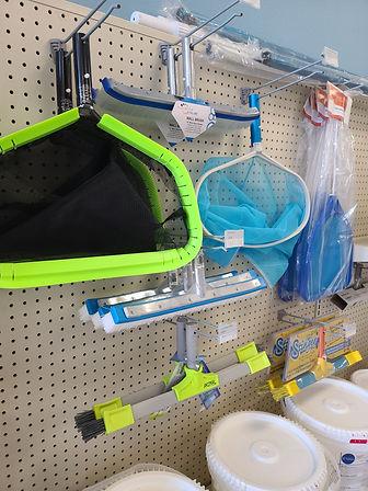 Pool supplies pool net pool brush.jpg