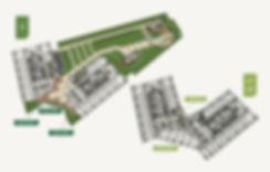 신중동 푸르지오시티 커뮤니티 - 공용 회의실, 휴게공간, 루프탑 라운지, 등