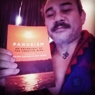Jimmy Ninja with Pandeism Creative Mind
