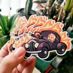 Flaming Bentley's are back in stock!_Lin