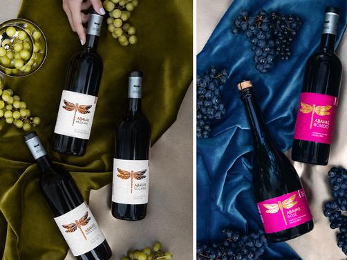 Šogad ar prieku un lepnumu prezentējam 5 vīnogu vīnus