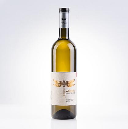 Abavas vīnogu baltvīns White blend (sauss) 0,75L, 12,5%