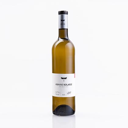Abavas vīnogu vīns Solaris 0,7L 12,0%
