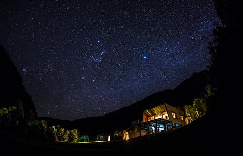 Hotel Raudal, Futaleufú