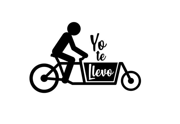 Logotipo Yo te llevo