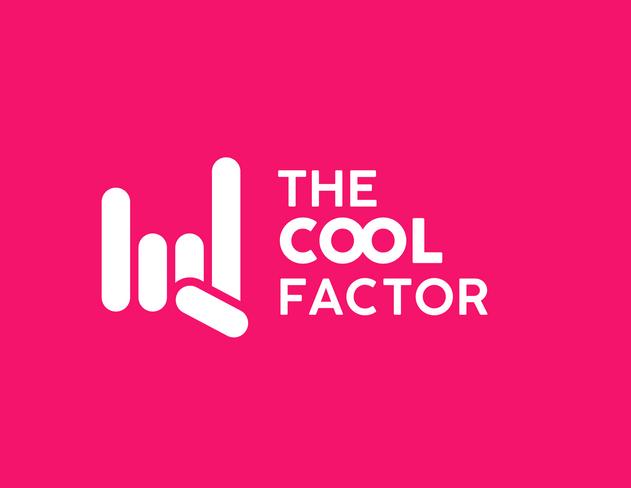 Logotipo The Cool Factor