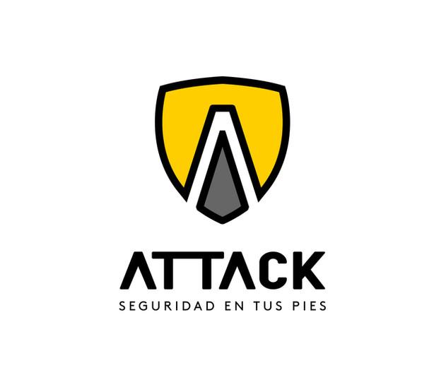Logotipo Attack