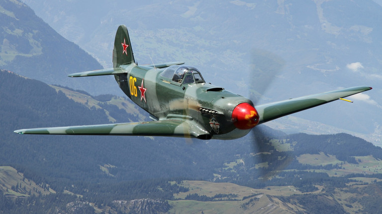 Yakovlev Yak-9U-M