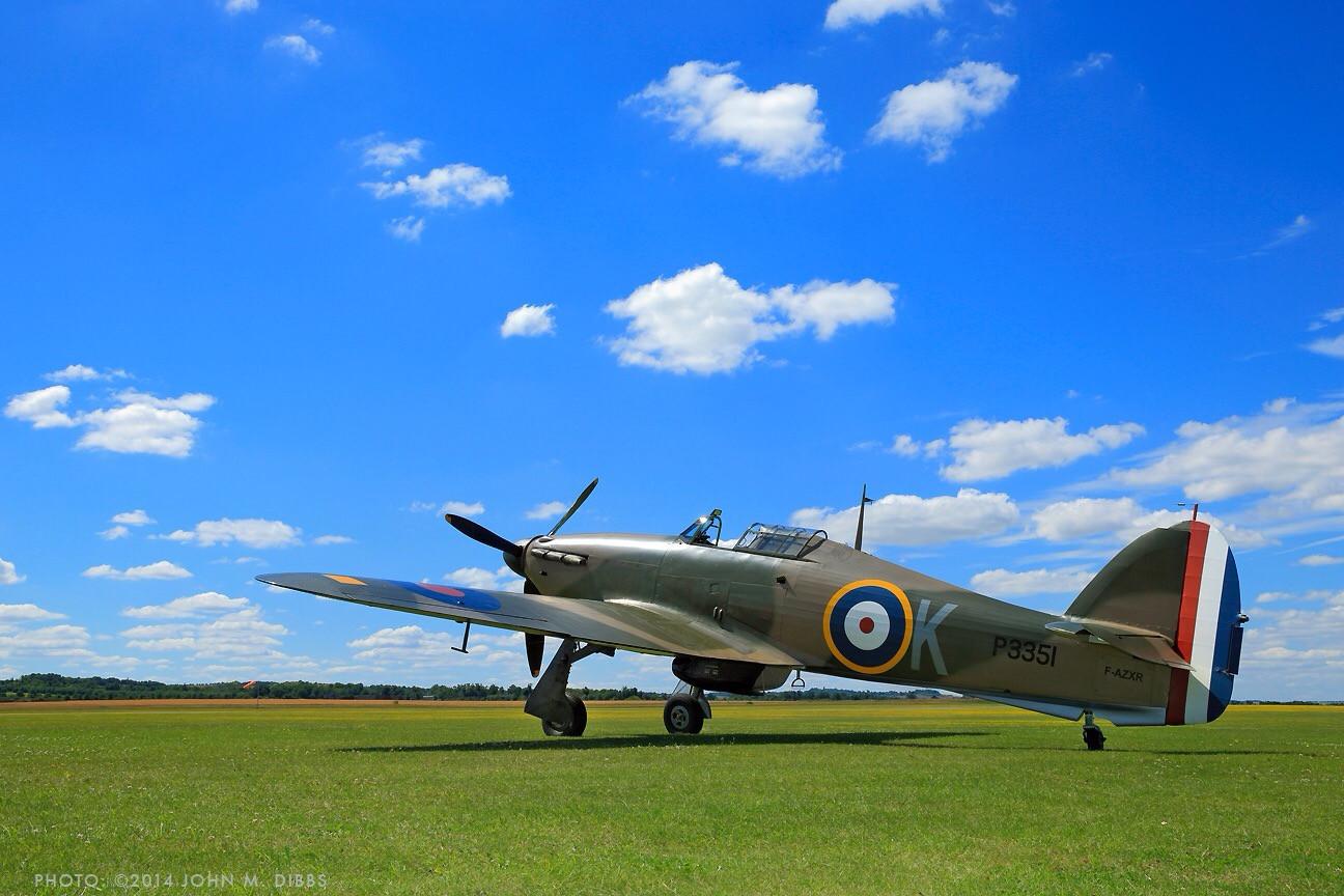 Hawker Hurricane  MK II A