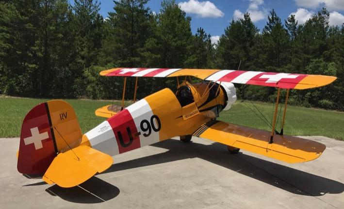 1940 Bucker BU-133 FOR SALE   Boschung Global Aviation (BGA)