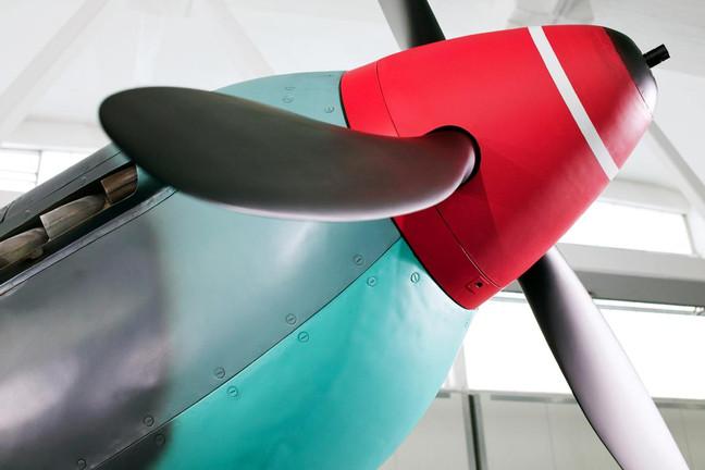"""Messerschmitt ME 109G """"Buchon"""""""