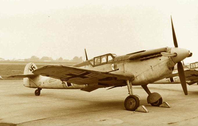Messerschmitt ME 109 C4K (SN 166)