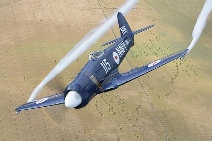 Hawker Sea Fury FB MK11