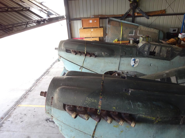 Messerschmitt ME 109 C4K