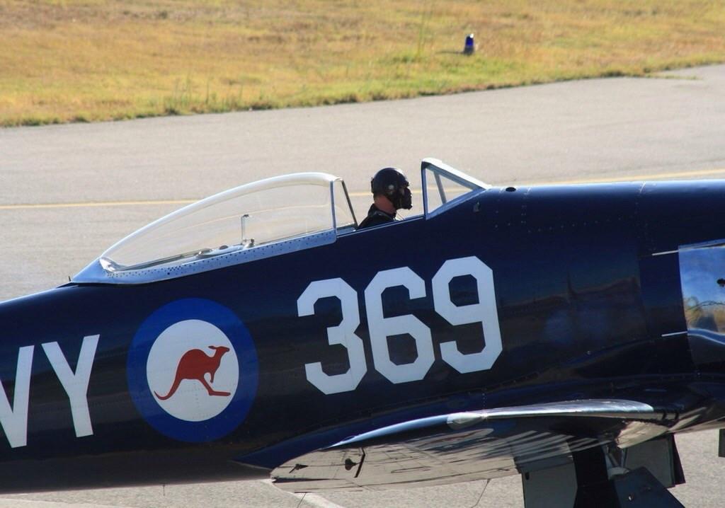 Hawker Fury FB MK11