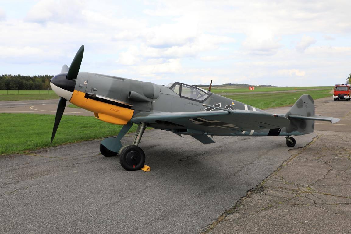 Messerschmitt Bf-109 G-14