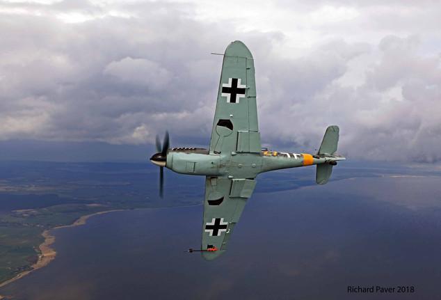 Messerschmitt Bf-109 G-12