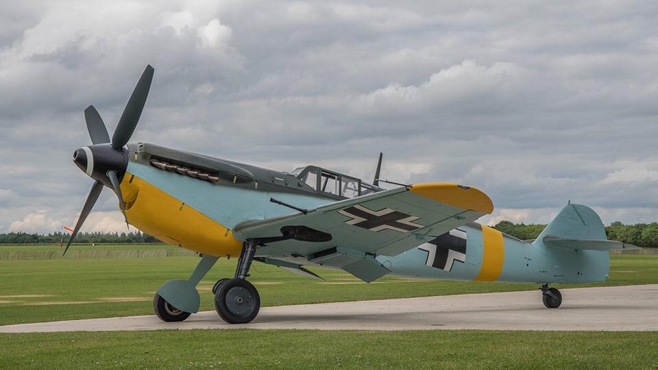 Messerschmitt ME 109 G