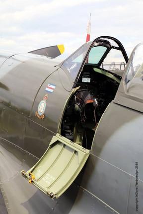 Supermarine Spitfire MkXVIII