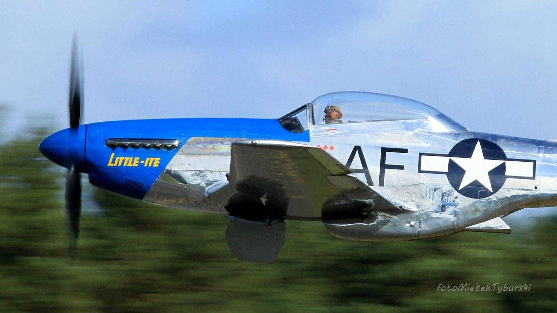 North American TF-51D