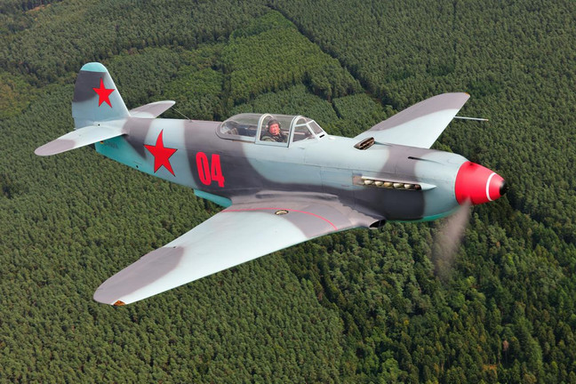 Yakovlev YAK-9-UM