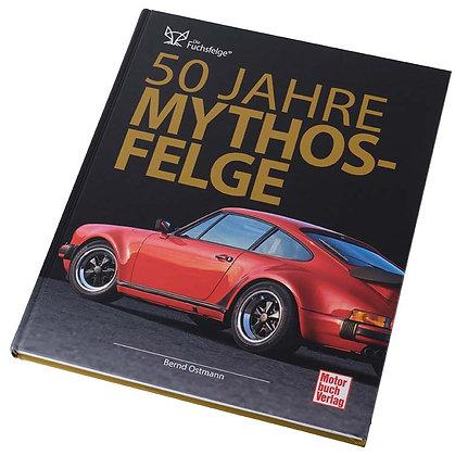 Buch - 50 Jahre Mythos Felge, DE