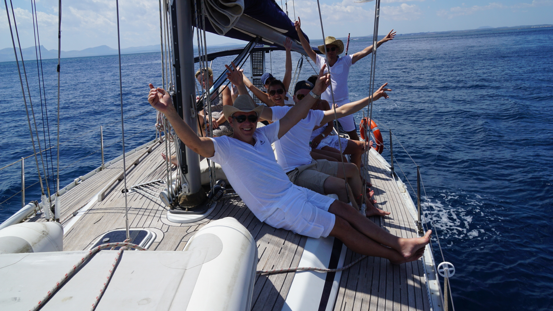 sailing group mallorca