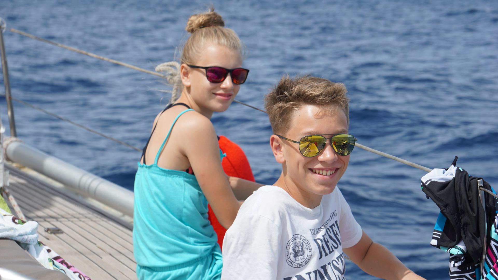 alcudia sailing yacht