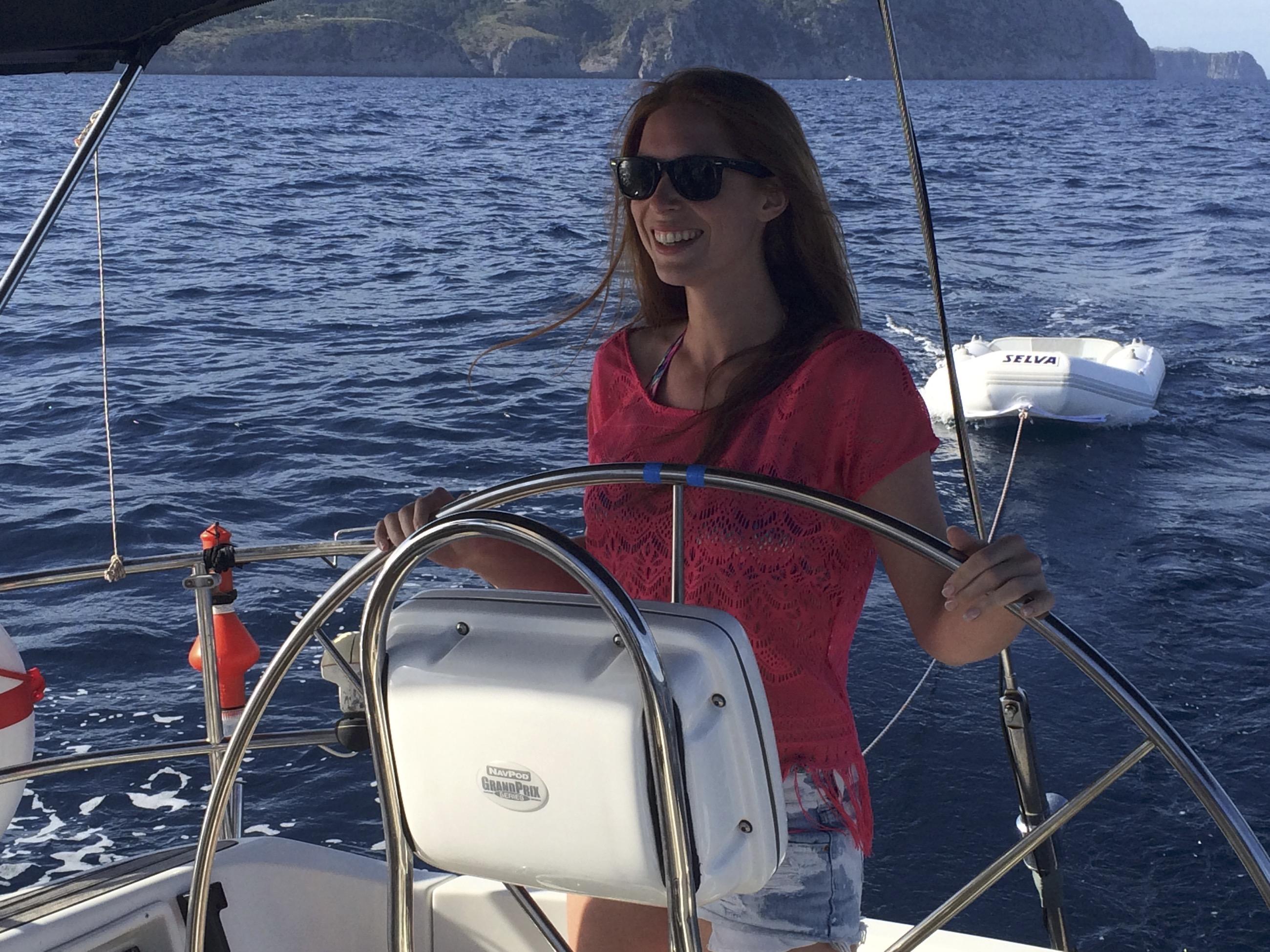 Excursión en velero mallorca