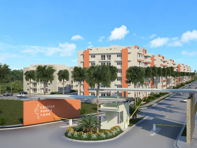 Punta Cana – Crisfer Apartments
