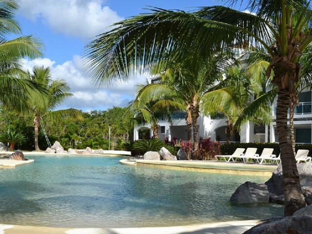 Pool Estrella Dominicus Apartments