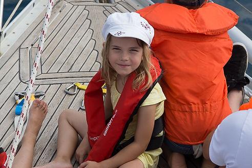 Segeln mit Kindern Malorca