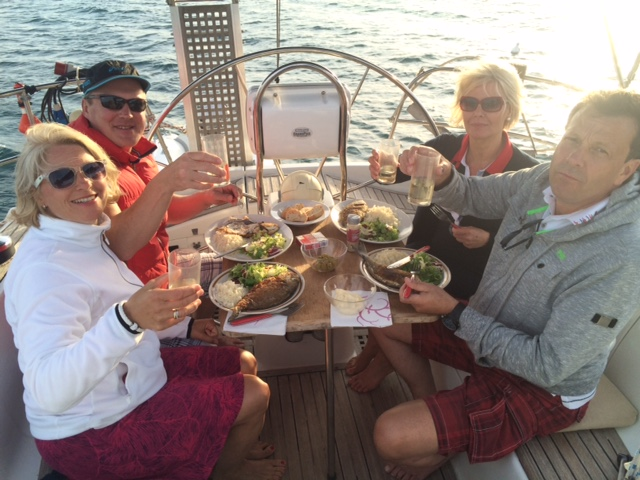 dinner sailing