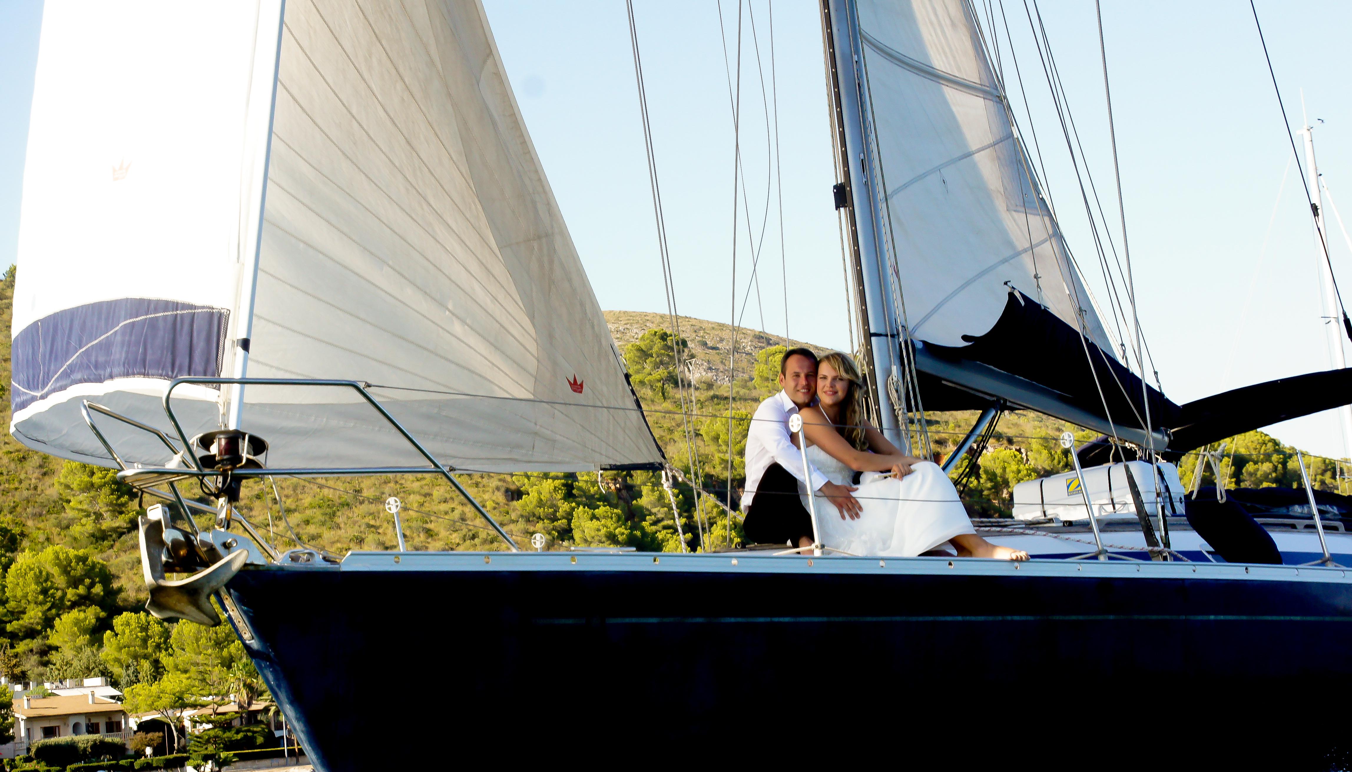 sailing trip alcudia