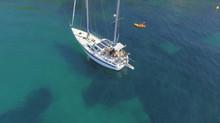 Neuer Segelausflug mit 2 Master Segelyacht in Porto Pollenca