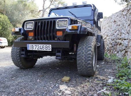 Jeep & Sail - Mallorca